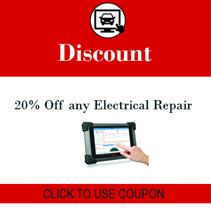 20% Off Electrical Repair